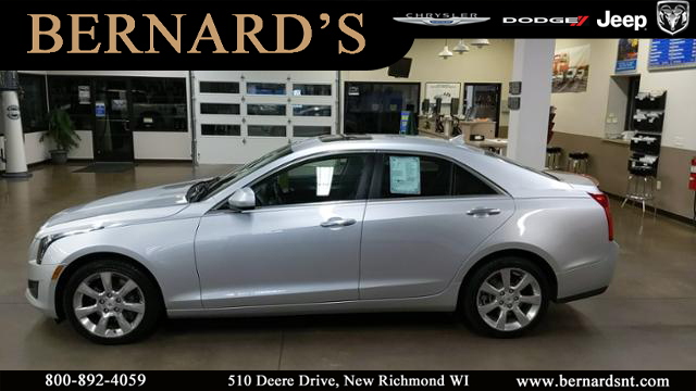 Pre-Owned 2014 Cadillac ATS Standard AWD